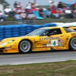 2003 Sebring Corvette Racing #4 Chevrolet Corvette C5-R at The Mobil 1 12 Hours of Sebring © General Motors