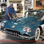 Vintage Corvettes in Jay Leno's Garage