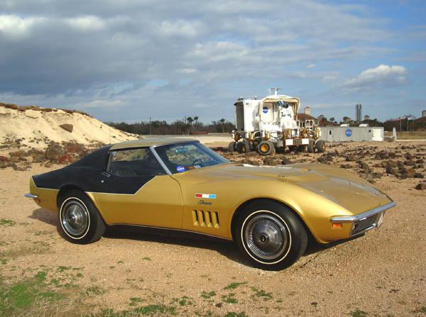 Alan Bean's 1969 Corvette Astrovette