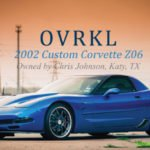OVRKL 2002 Custom Corvette Z06