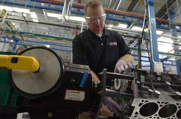 Exclusive Corvette Engine Build Experience