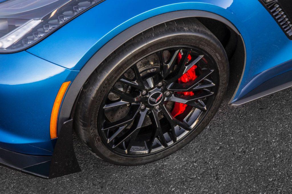 2016 Corvette Wheels