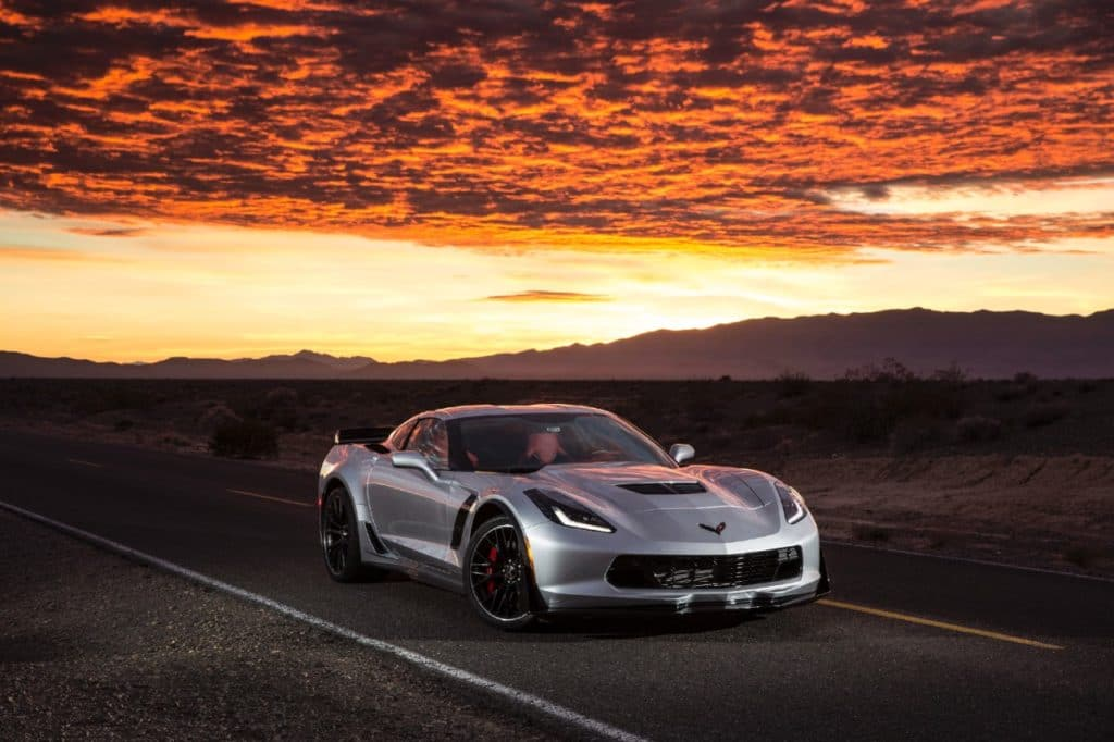 2016 Chevrolet Corvette Z06 – Photos