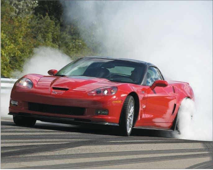2010 Model Year Corvette Production