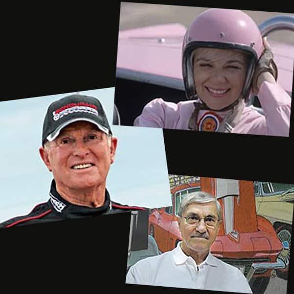NCM Announces 2016 Corvette Hall of Fame Inductees