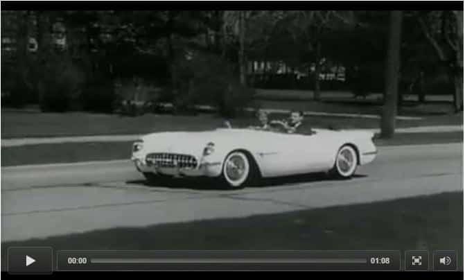 1953 Corvette Motorama Show Car