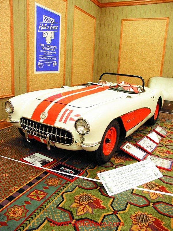 1957 SCCA Corvette FI Historic Racecar