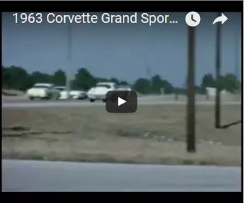 1963 Corvette Grand Sport #2 Video
