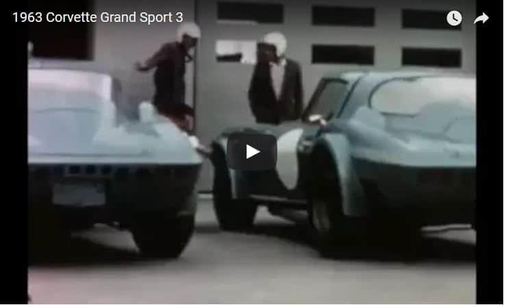 1963 Corvette Grand Sport #3 Video