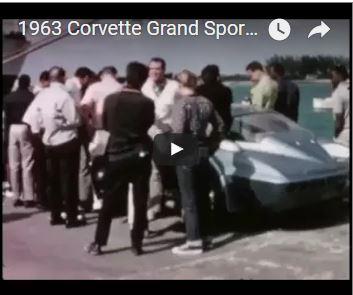 1963 Corvette Grand Sport #4 Video