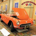 1957 Chevrolet Corvette 283/283 FI Pilot Production 579B