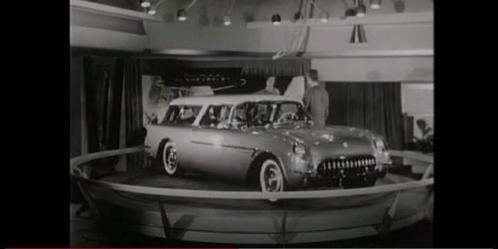 1954 General Motors Motorama Video