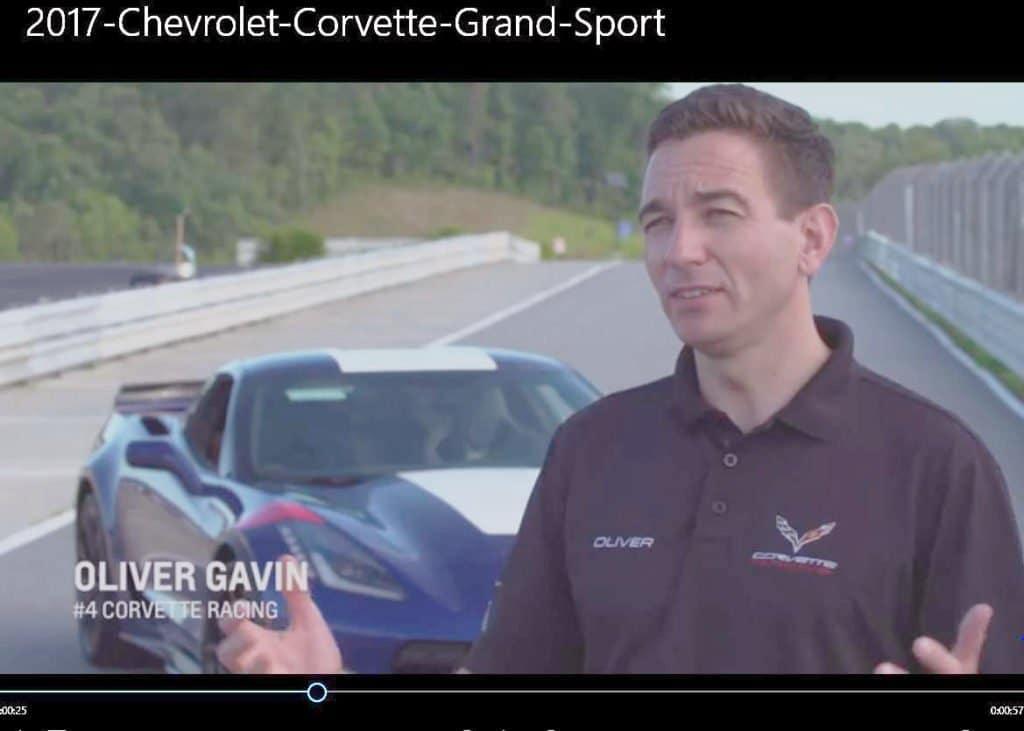 2017 Chevrolet Corvette Grand Sport (3 Videos)