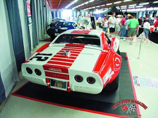 Owens Corning Fiberglass 1968 L-88 Corvette #12
