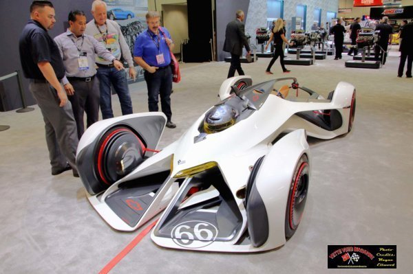 Chevrolet Chaparral 2X VGT Concept