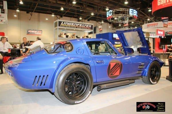 Lingenfelter-Superformance C3 Grand Sport Corvette replica.