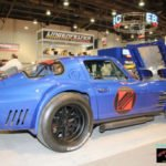 2016 SEMA coverage: This is Lingenfelter's Superformance C3 Grand Sport Replica.