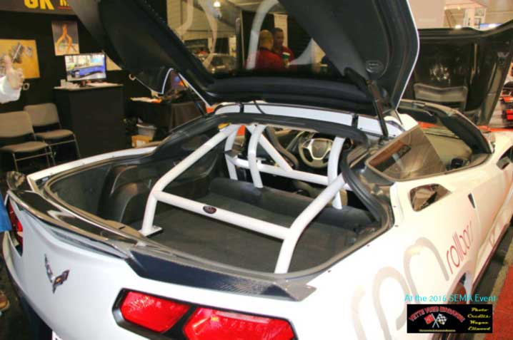 RPM ROLLBARS / CORDES PERFORMANCE RACING