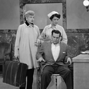 In 1953 44 million people watched Lucy give birth to Little Ricky. (Source MeTV)