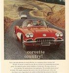 1960 Corvette Magazine Ad