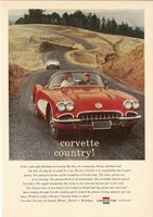1960 Corvette Magazine Ads