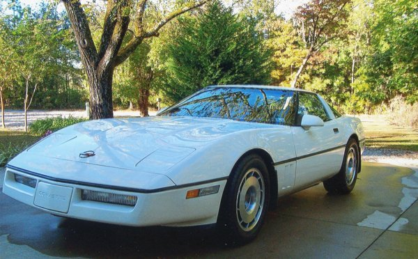 1987 Corvette For Sale - automatic, coupe 39K miles, White, tan interior. Garage kept. Very good paint, rubber, new parts. Runs strong. Must sell. $10,900. (931)424-7249.