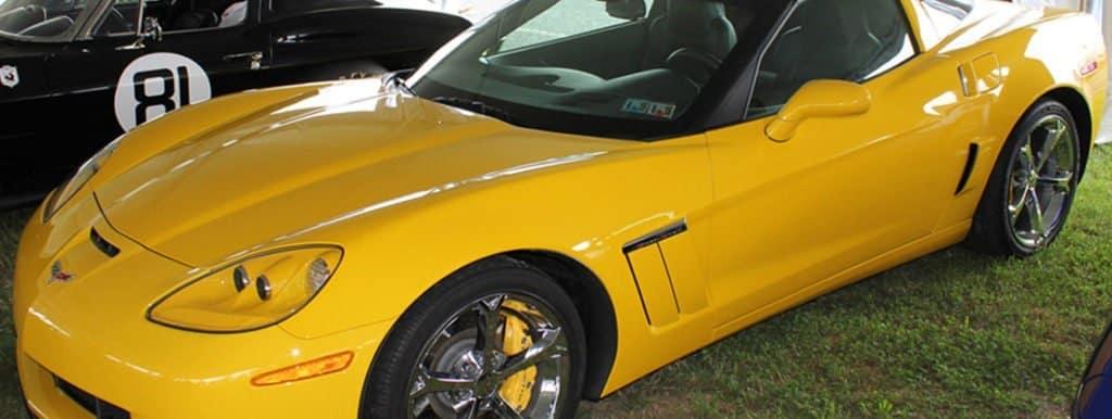 2012 C6 Velocity Yellow Chevrolet Corvette