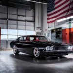 Chevrolet's Chevelle Slammer concept direct-injected LT376/535 is the newest and one of the most technologically advanced crate engines ever from Chevrolet Performance and is based on the LT1 engine found in the Corvette Stingray and Camaro SS.
