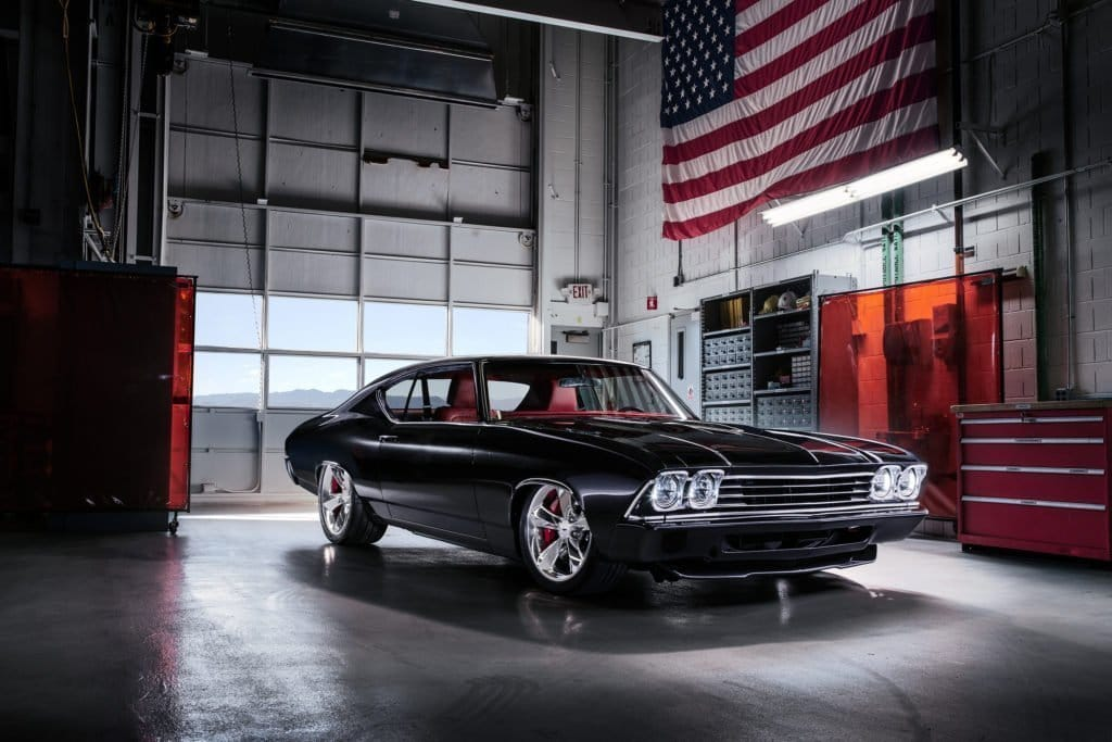 Chevelle Slammer is based on the LT1 engine found in the Corvette Stingray