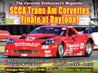 March 2017 Issue of Vette Vues Magazine