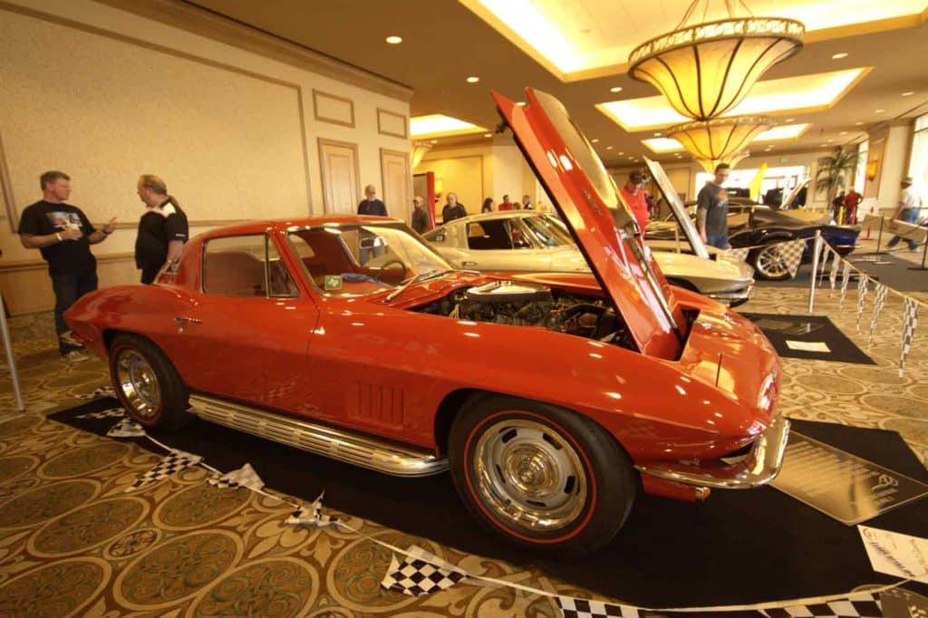 Corvette Chevy Expo – Premier Event