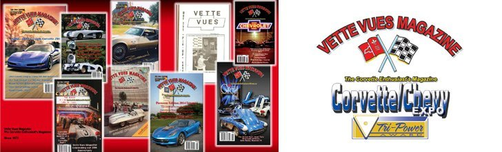 Take a trip down memory lane as you look at old Corvette Magazine Covers. Here are some of the Vette Vues Magazine Covers since 1972.