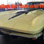 Corvettes for Sale and Wanted