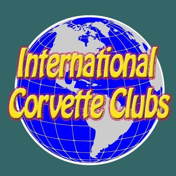International Corvette Clubs Directory