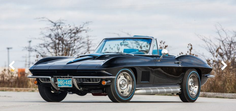 Corvettes at Mecum Auction 2017 Florida