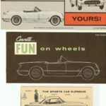 Here are some 1954 Corvette Magazine ads and a few extra ones for you to enjoy.