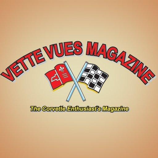 Vette Vues Magazine | Corvette Magazine Back Issue
