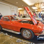 This beuatiful 1967 Corvette received it Vette Vues Magazine's Tri-Power Award® at the Galveston Corvette Chevy Expo. The 38th Corvette/Chevy Expo was held the beautiful Galveston Island Convention Center, right on the Gulf of Mexico February 27 & 28, 2016. The Corvette Chevy Expo features World Class Chevrolet Show Cars and Major Vendors selling parts and accessories specific to the Chevrolet brand.