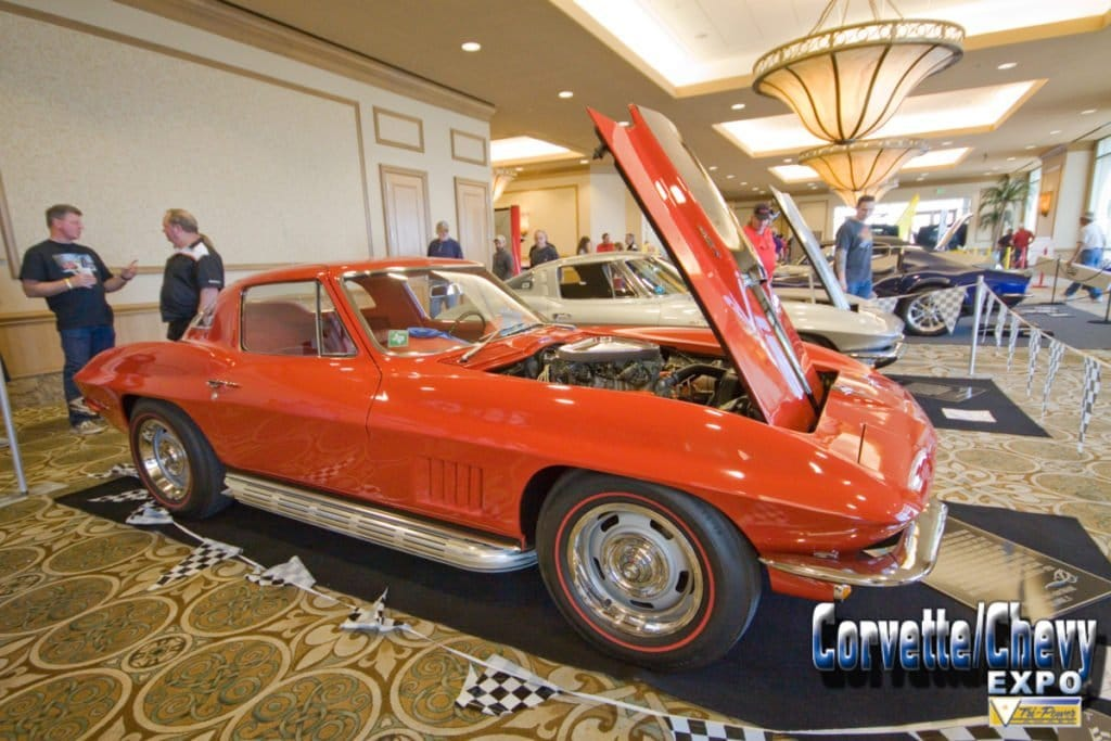 1967 Corvette Options, Costs, Colors, Photos, Details