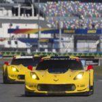 Corvette Racing Test Days