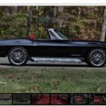 1965 Chevrolet Corvette Convertible (Lot T164) SOLD $160,000 at Mecum Kissimmee January 12, 2017.