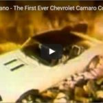 1967 Chevrolet Camaro Commercial