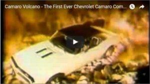 1967 Chevrolet Camaro Commercial