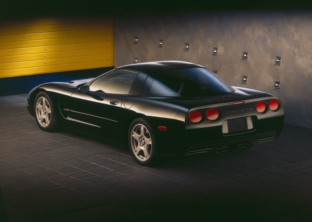 1997 C5 Corvette Commercial
