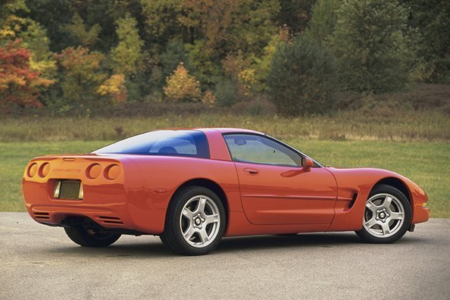 1997 Chevrolet C5 Corvette Coupe. As we look at the C5 Corvette Production Totals, we see that there were 9,752 1997 Corvette Coupes produced. The base Corvette sold for $37,495.