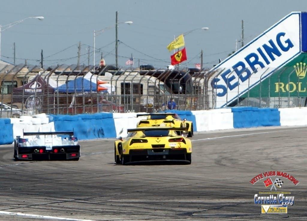Corvette Racing - Sebring 2015