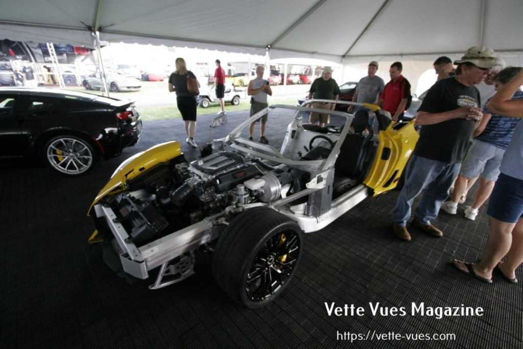 2015 Corvette zo6 Cutaway: The 2015 Corvette Z06 was the most powerful production car ever from General Motors and one of a few production cars available in the United States. The 2015 Corvette Z06 went on sale in the fourth quarter of 2014.