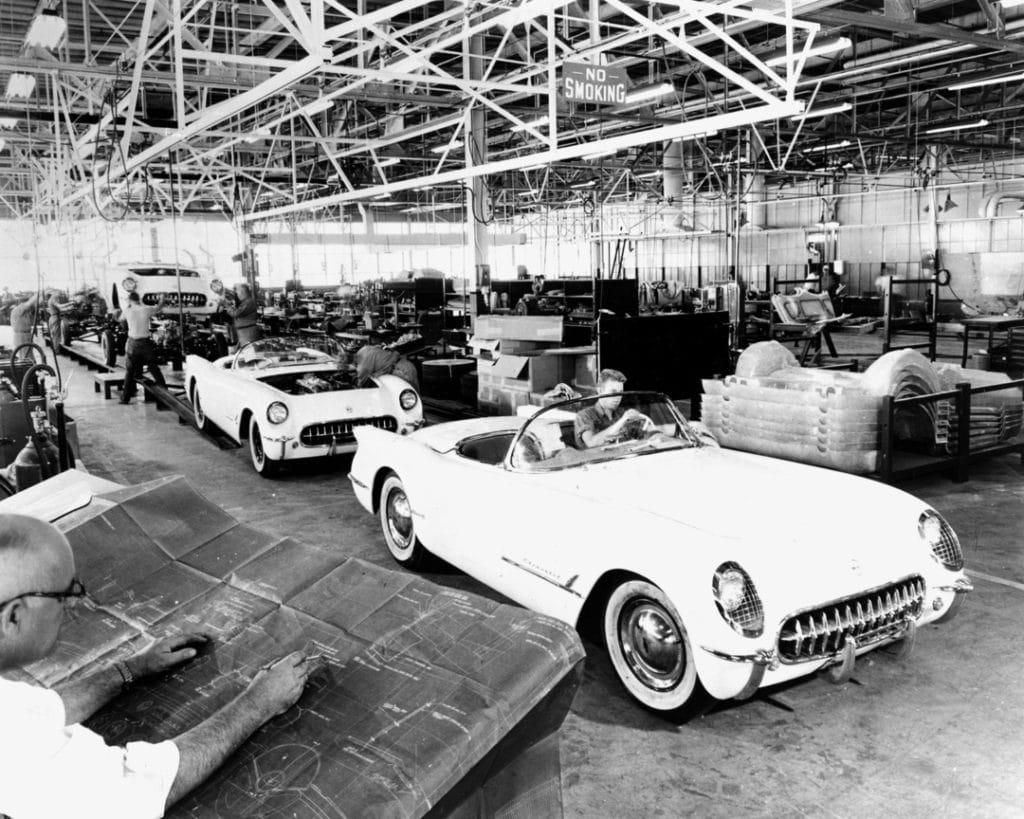 Vette Vues Magazine Corvette Photos 1953 To Today