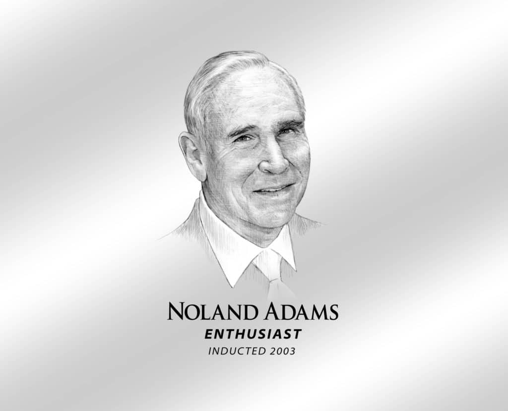 Noland Adams Corvette Historian Passes Away