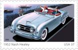 1952 Nash-Healey US Postage Stamp